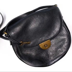 FOSSIL | Flap Leather Crossbody Bag